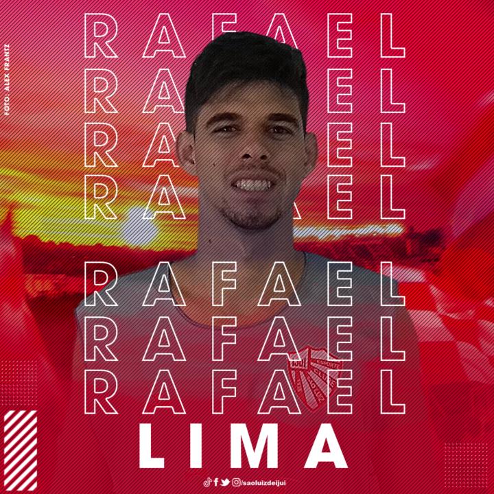 Campeão do Acesso em 2017, Rafael Lima está de volta ao Rubro
