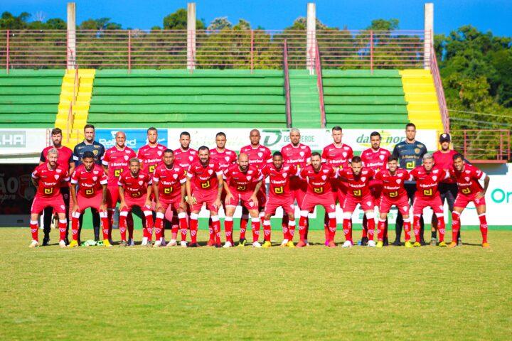 Rubro vence o Concórdia no segundo amistoso da pré-temporada